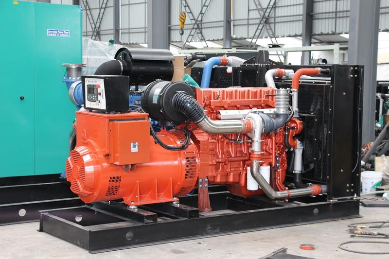 貴州超靜音400kw玉柴電噴高壓共軌
