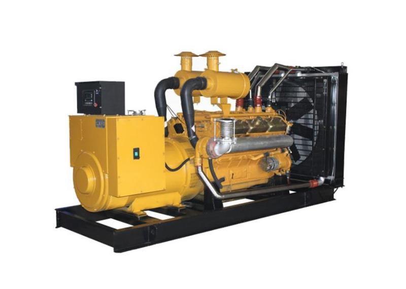 移动式250KW凯普发电机组