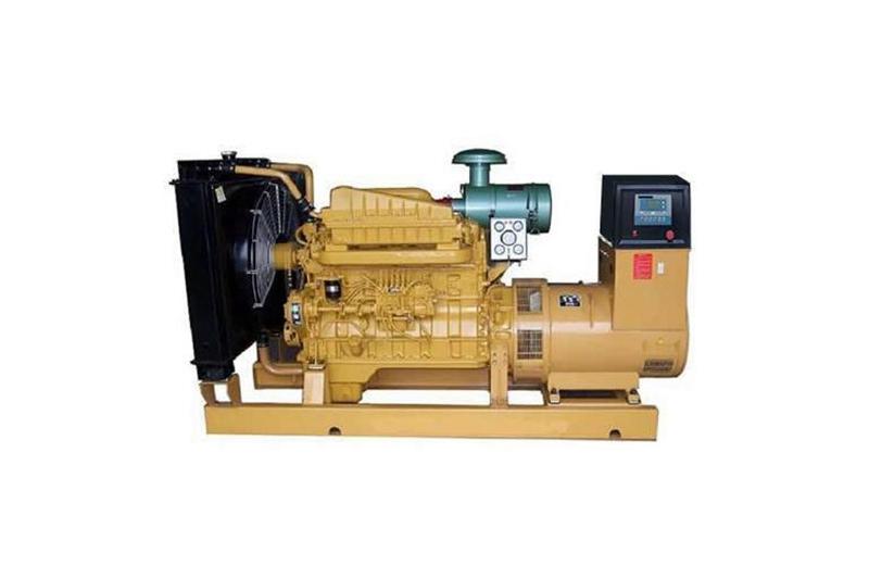 300KW移动式凯普发电机组