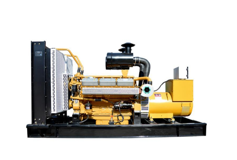 600KW凯普柴油发电机组