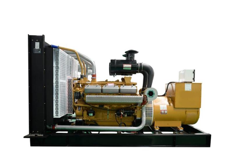 移动式700KW凯普发电机组