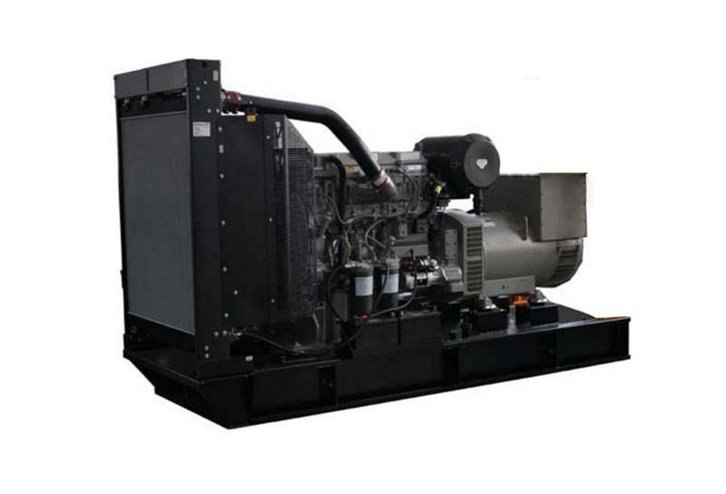 小功率超静音珀金斯发电机组