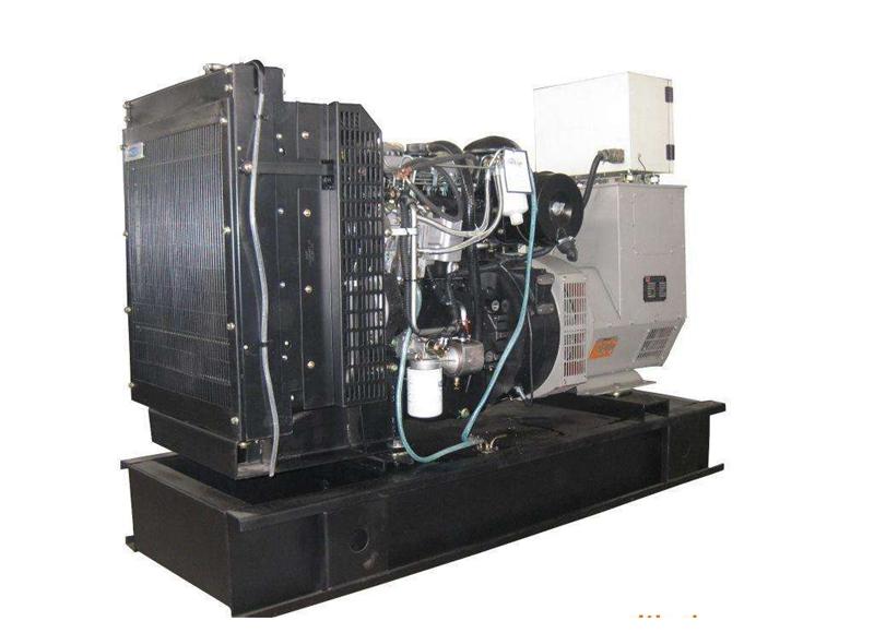 大功率移動式珀金斯發電機組