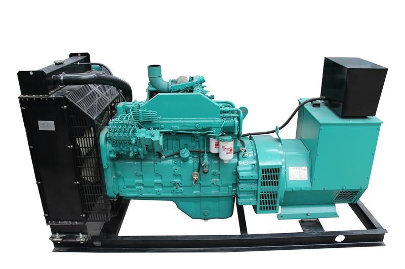 150kw移動式康明斯發電機組