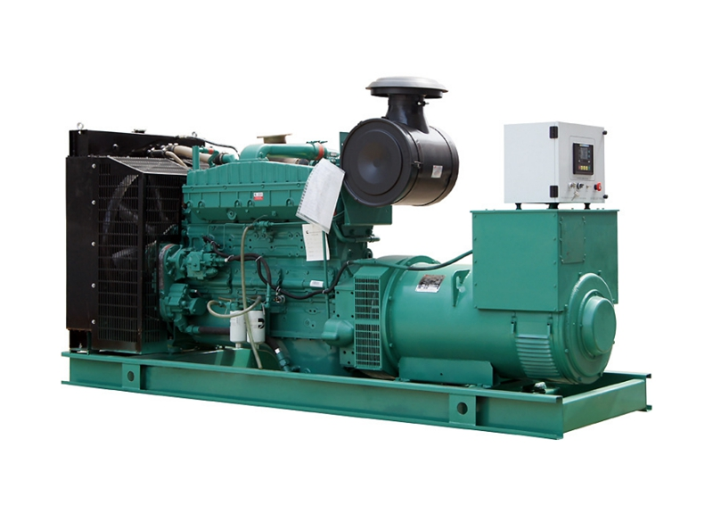 350千瓦移动式康明斯发电机