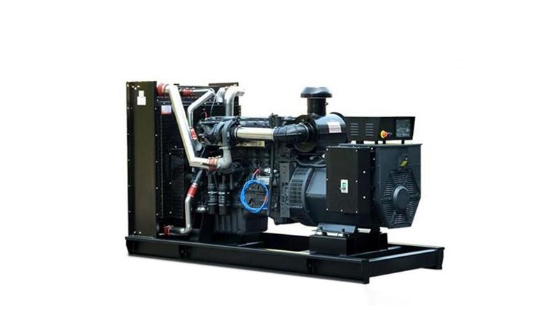 小功率移动式珀金斯柴油发电机组