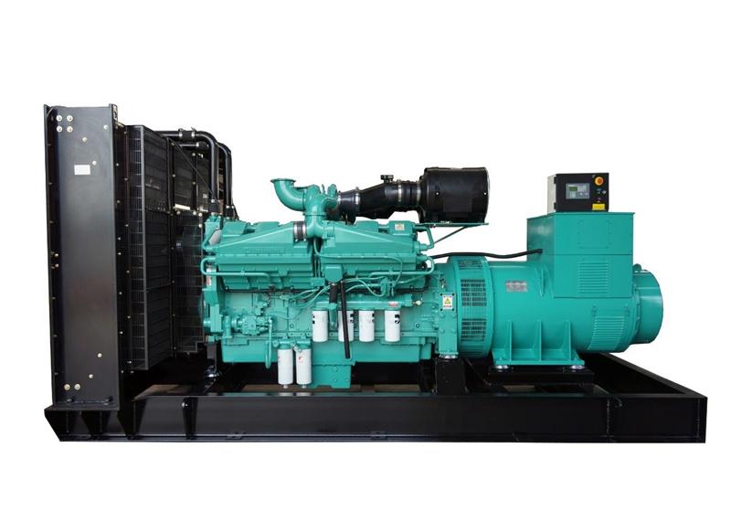 貴陽500kw移動式康明斯發電機組
