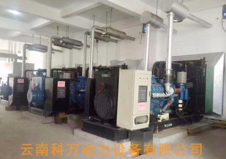 廠房專用備用發電機組