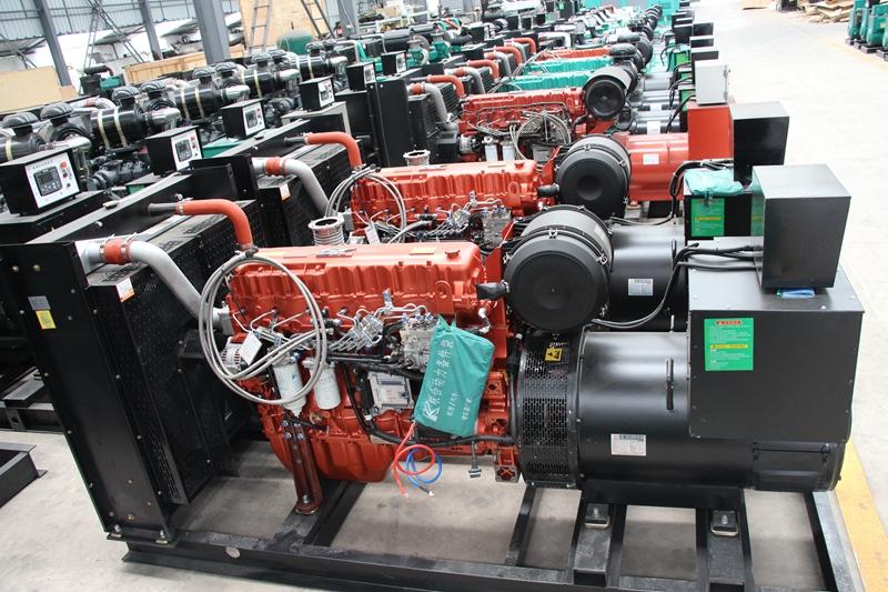 貴陽邊防超靜音柴油發電機組