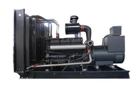 400KW超静音康沃发电机