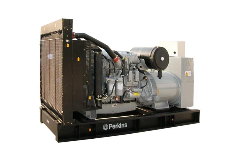 珀金斯大功率柴油發電機組