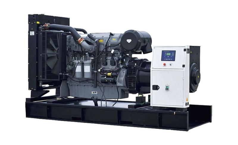 珀金斯自動化發電機組