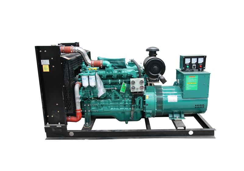 100kw玉柴柴油发电机组