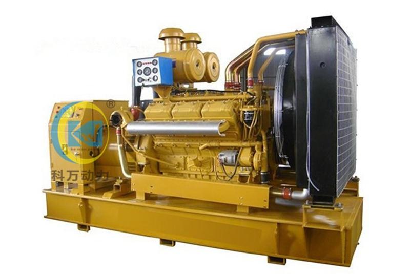 四川250kw上柴發電機組