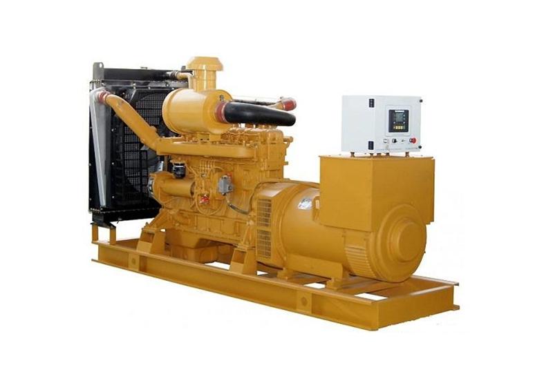 300kw上柴发电机组