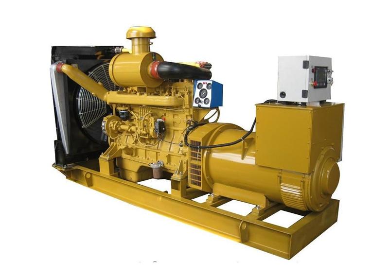 500kw上柴發電機組