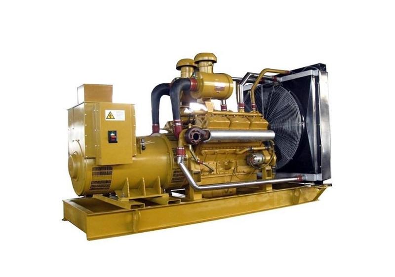 600kw上柴發電機組