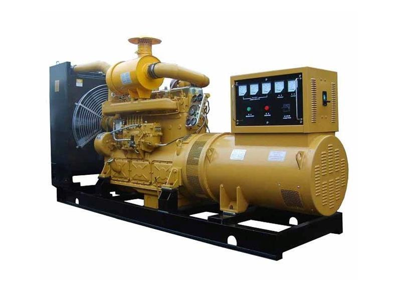 四川700kw自動化上柴發電機組