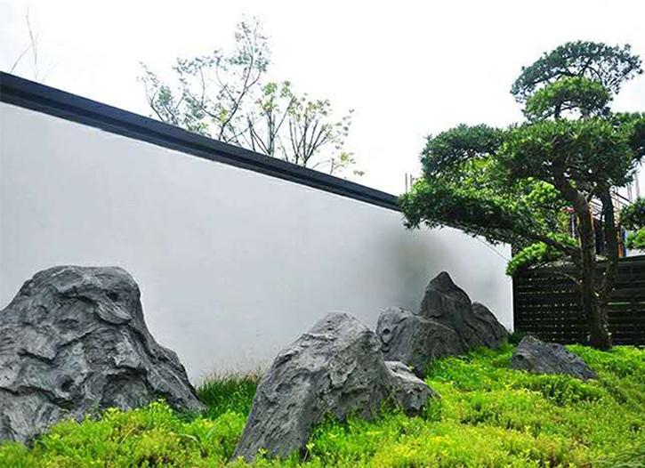 眉山景觀園林綠化設計