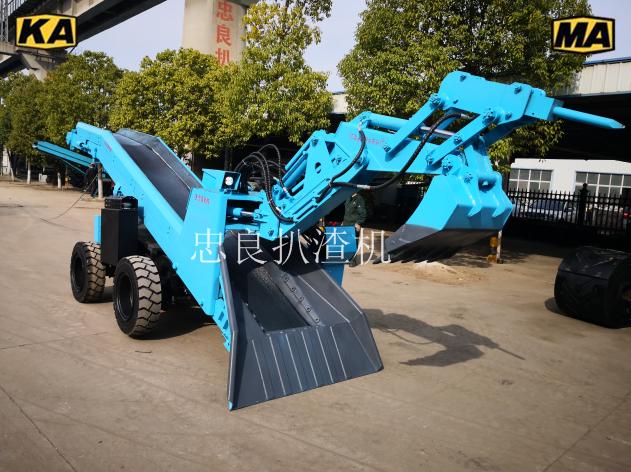 ZWY-60系列挖掘式装载机