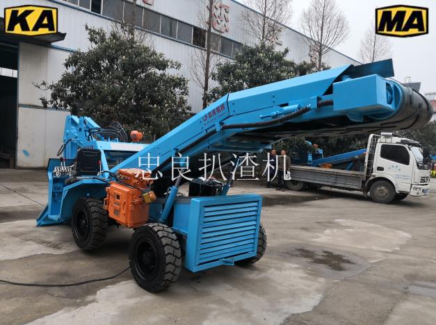 ZWY-80/18.5T(防爆扒渣机)