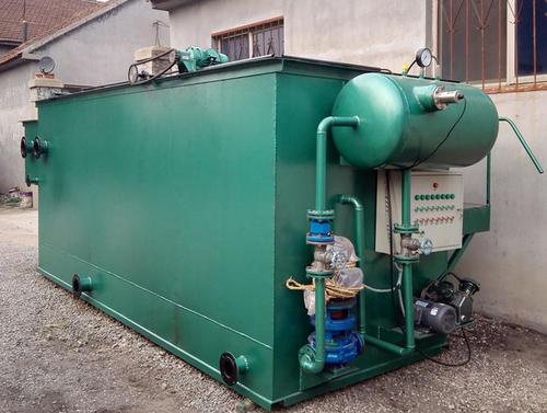环保污水处理设备中配件的作用