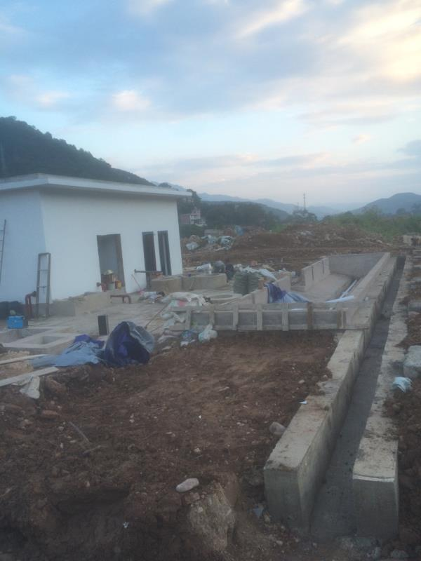 景谷300方天生活污水处理厂