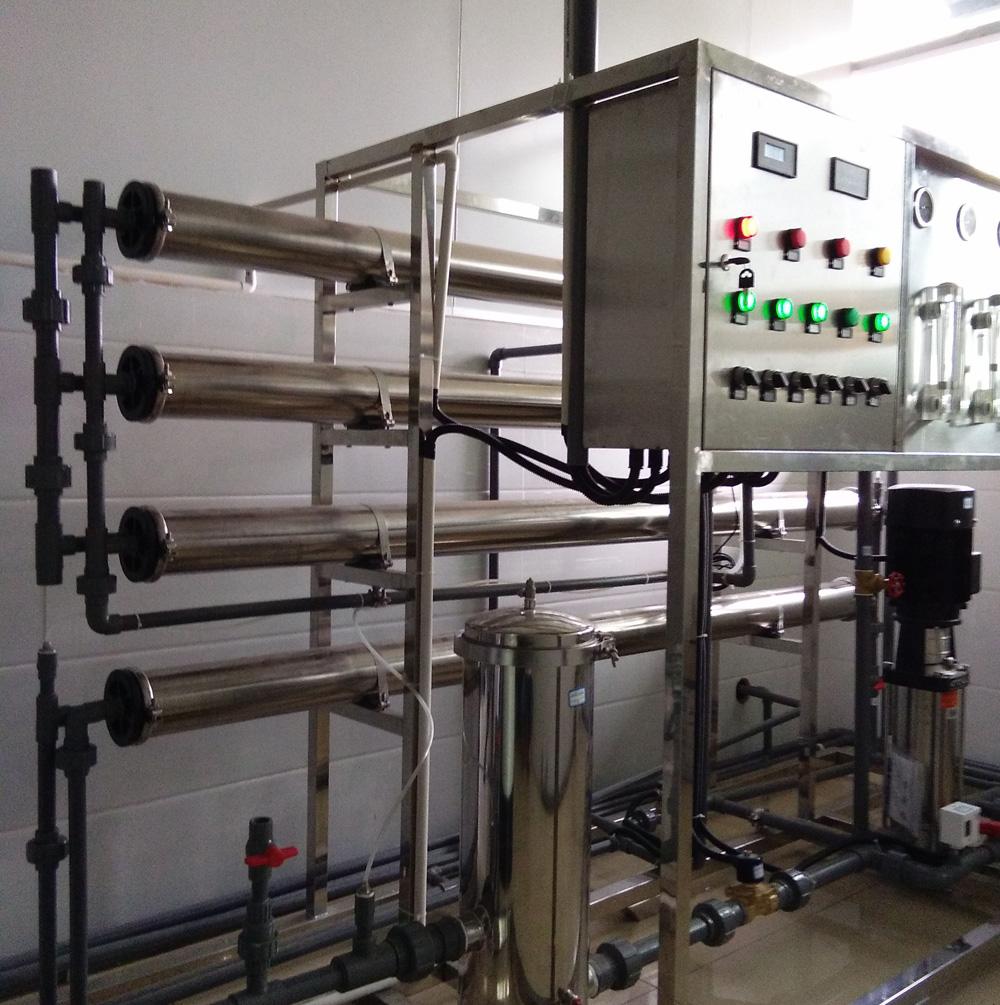 云南RO反渗透纯水设备