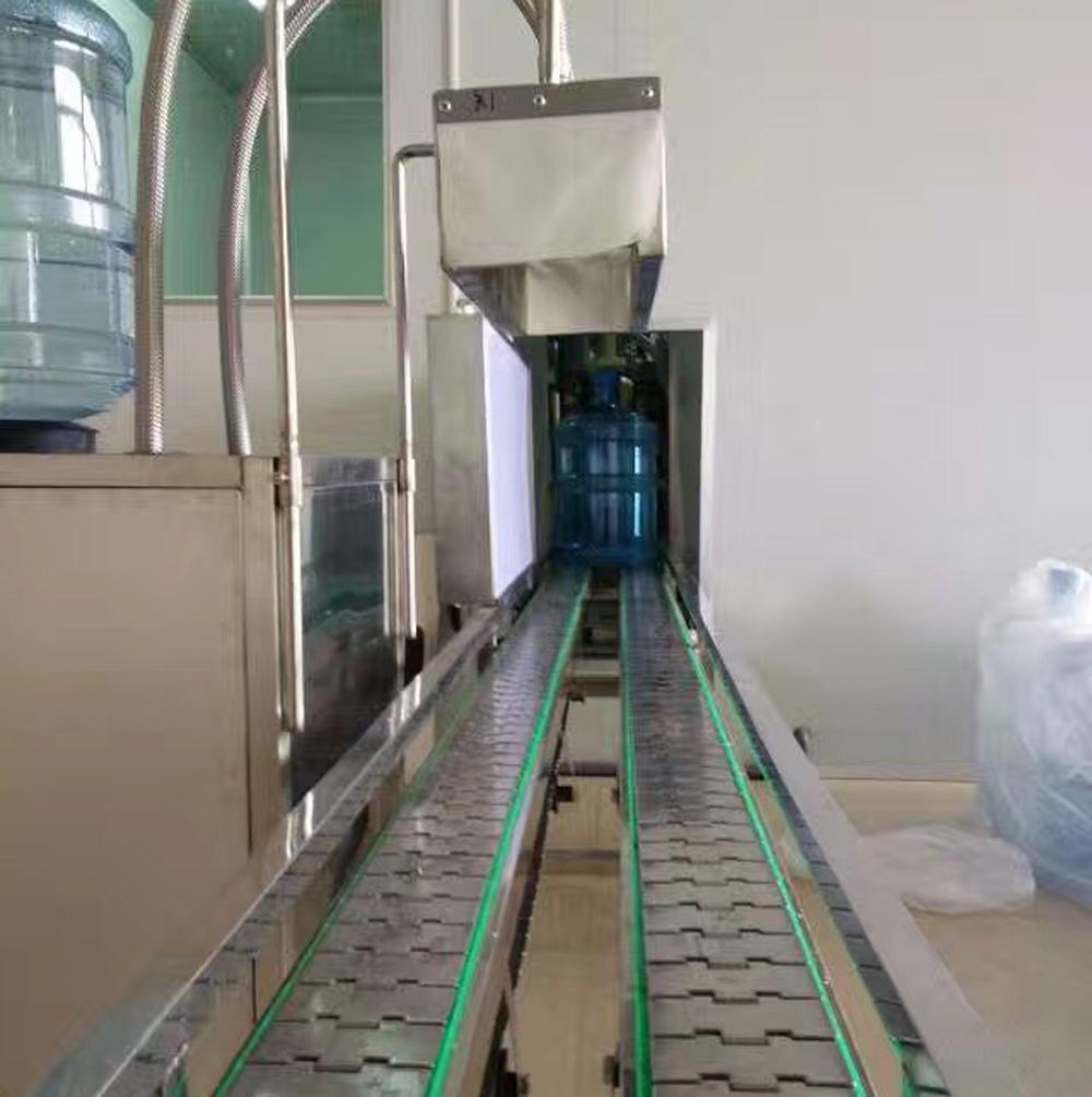 云南桶裝水灌裝線