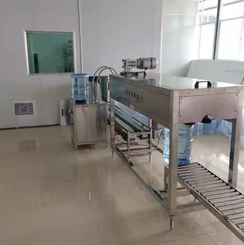 云南桶装水灌装线