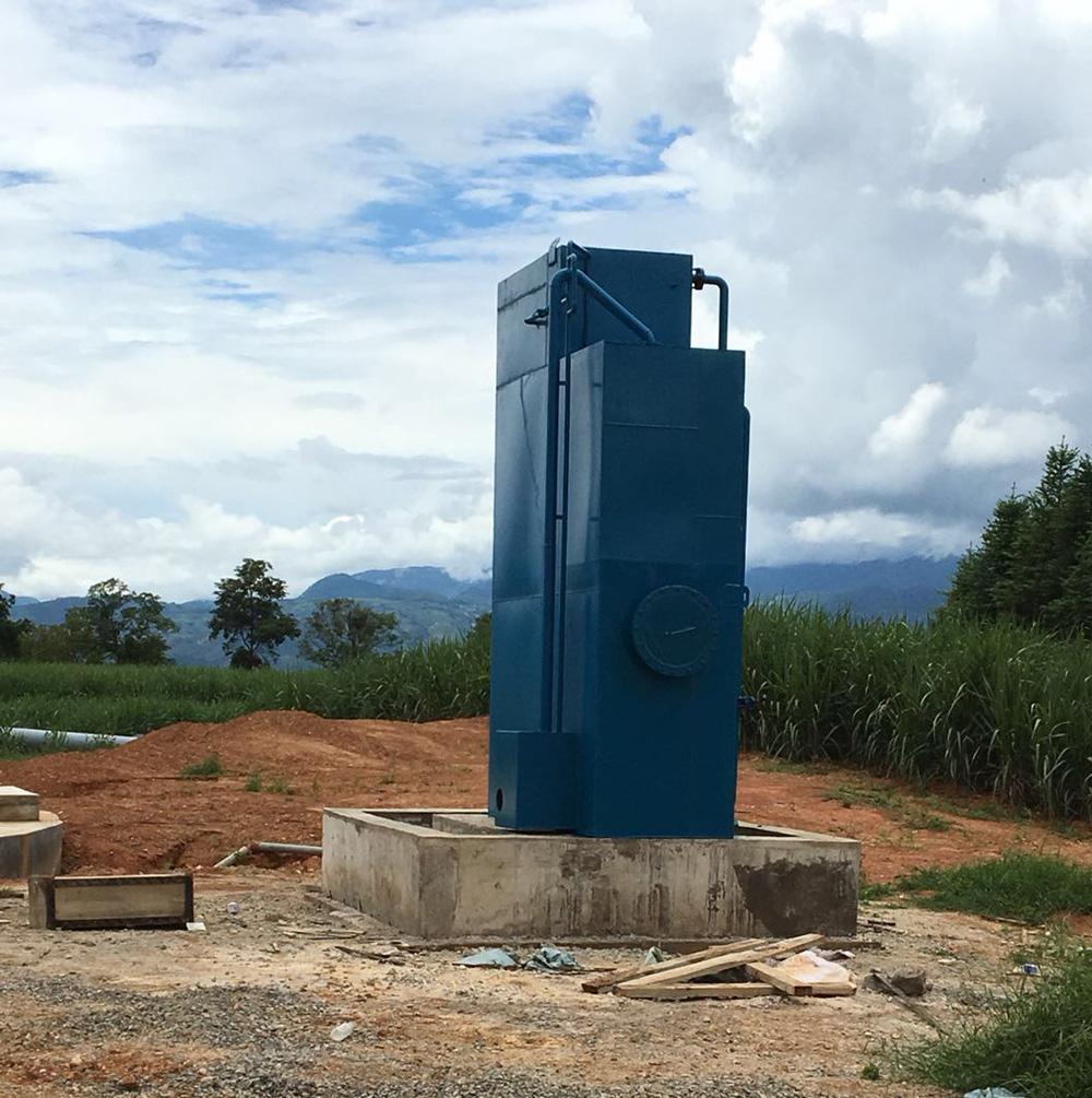 云南一体化净水设备