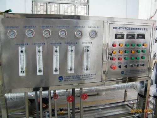 昆明净水设备安装