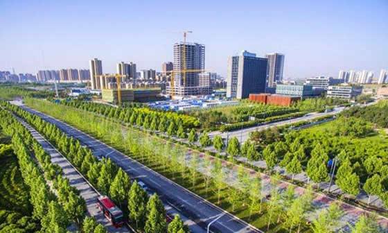 沣西新秦皇路高桥延伸段