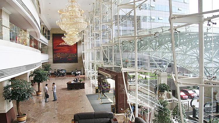 昆明泰丽国际酒店-大厅图片