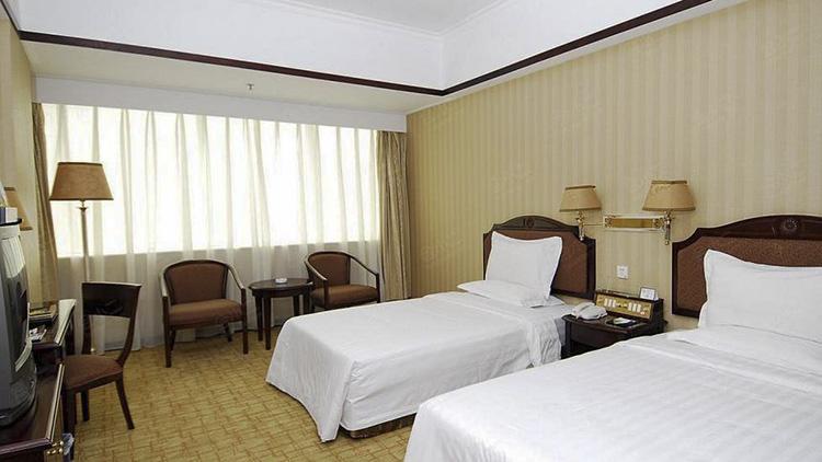 昆明泰丽国际酒店-豪华双人客房