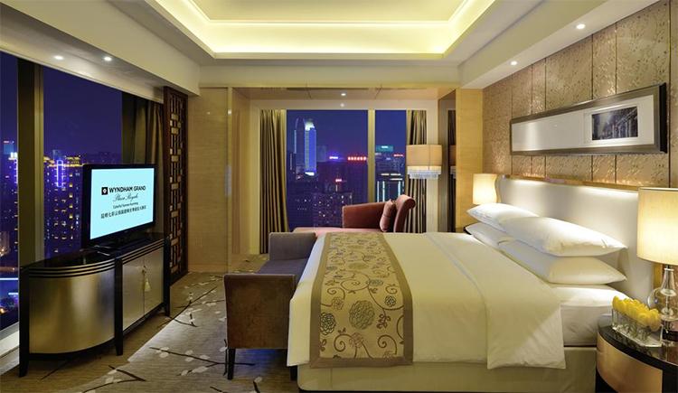 昆明七彩云南温德姆至尊豪廷大酒店-客房图片