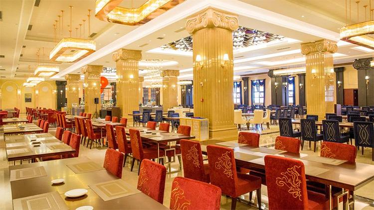 昆明悦成国际大饭店-餐厅图片展示