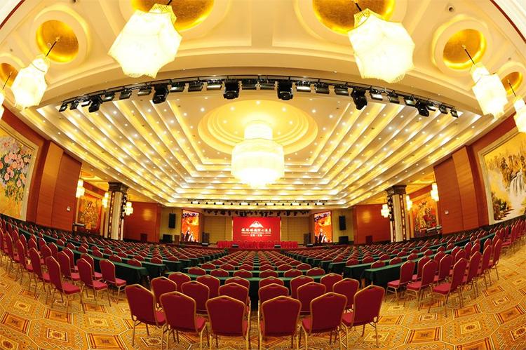 石林银瑞林国际大酒店-酒店会议厅