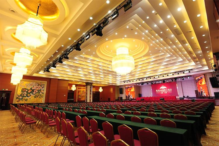 石林银瑞林国际大酒店-酒店会议室预订价格