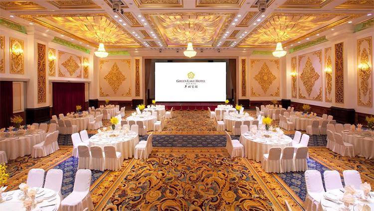 昆明翠湖宾馆-酒店会议室