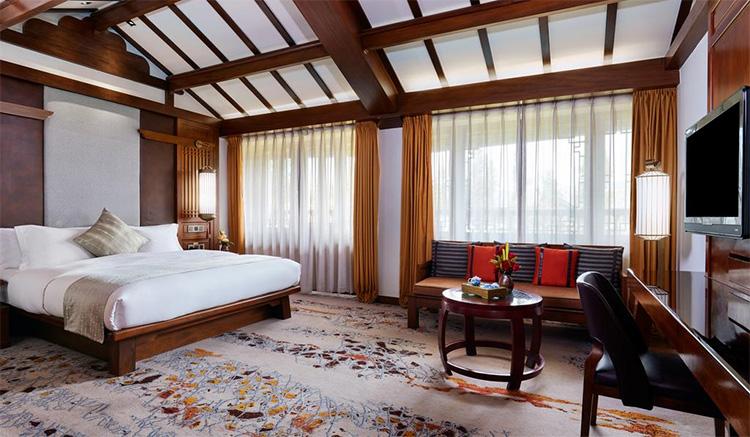 丽江和府洲际度假酒店-商务客房