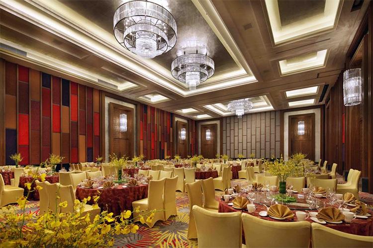 丽江和府洲际度假酒店-会议酒店餐厅