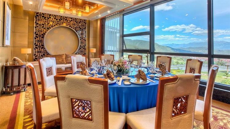 腾冲国际高尔夫旅游度假大饭店-会议酒店餐厅图片展示