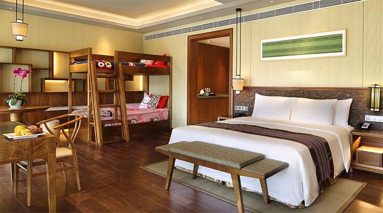 西双版纳万达皇冠假日度假酒店-酒店客房预订价格