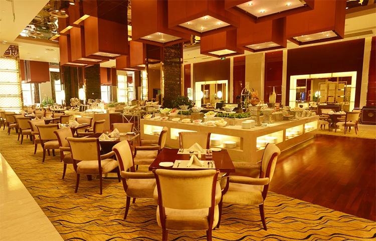 昆明南亚风情园豪生大酒店-餐厅
