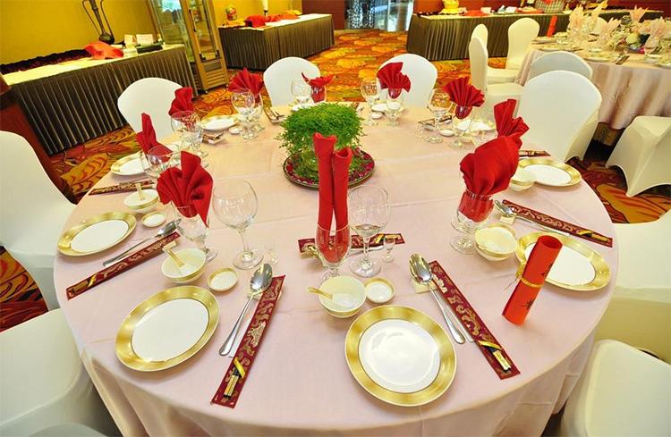 云南滇池大酒店-就餐环境展示