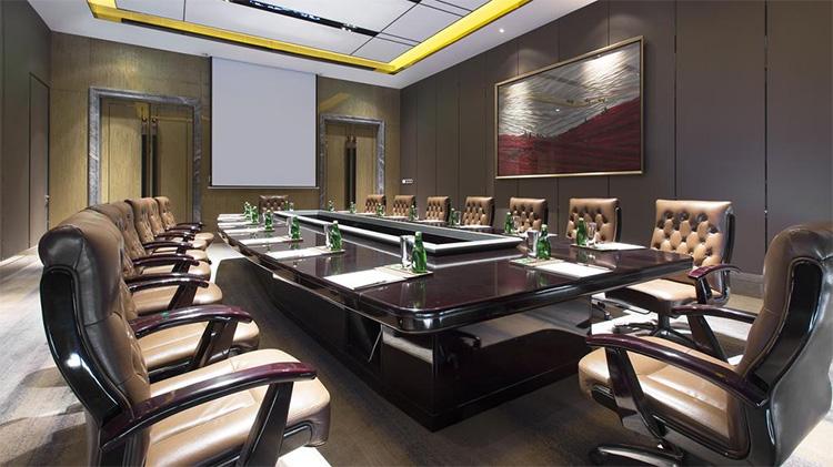 昆明万达文华酒店-商务酒店会议室