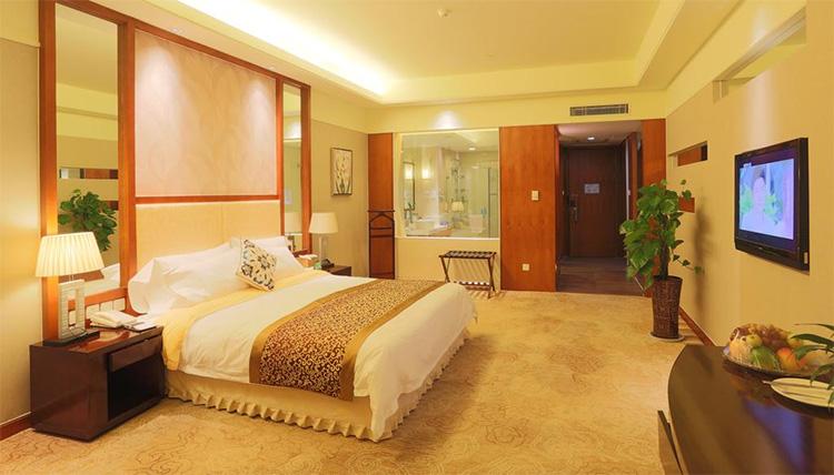 大理海湾国际酒店-客房环境展示