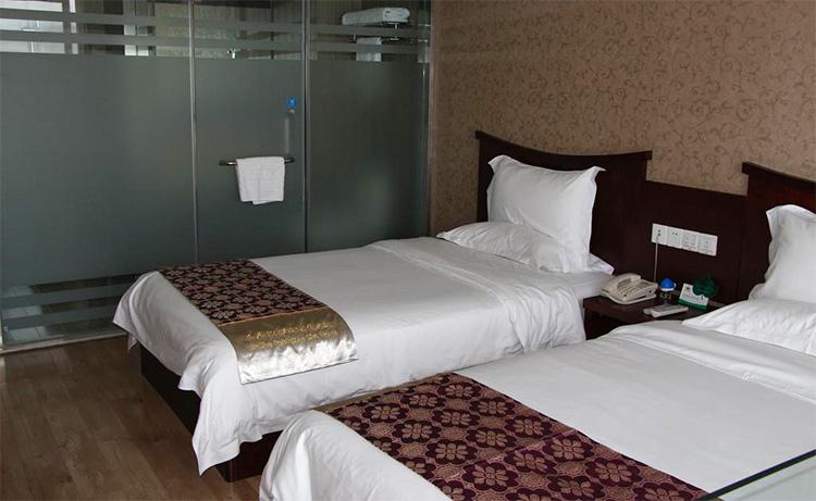 大理金沙半岛海景养生酒店-会议酒店客房