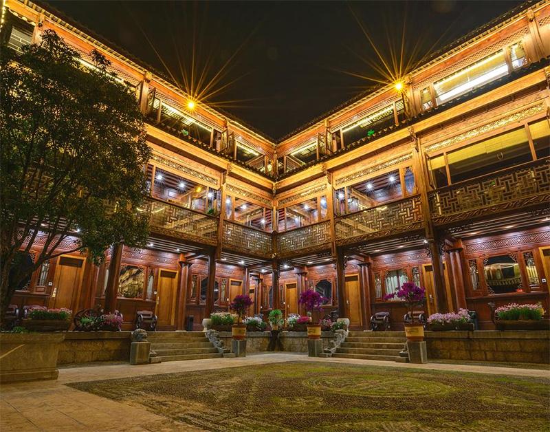 丽江河畔会馆度假酒店